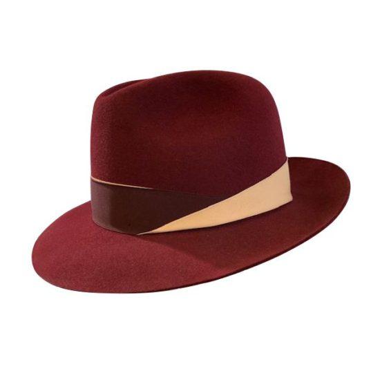 cappelllo borsalino bordo' img 2