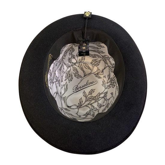 Antica Cappelleria Troncarelli - Cappello Art Nouveau tesa media by Borsalino