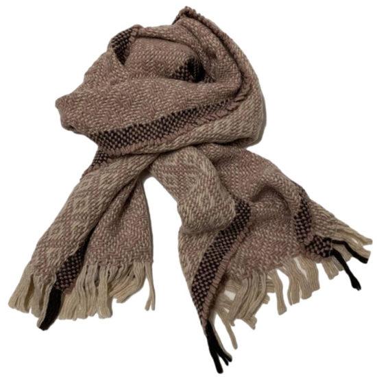 Antica Cappelleria Troncarelli - Roma - Altea sciarpa Donna modello 245 - lana alpaca viscosa