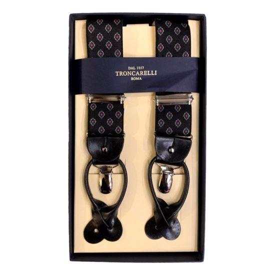 Antica Cappelleria Troncarelli Roma - Bretelle marca Bretelle and Braces per Troncarelli ACT18