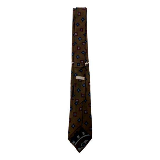 Antica Cappelleria Troncarelli Roma – Cravatta Fabio Toma retro