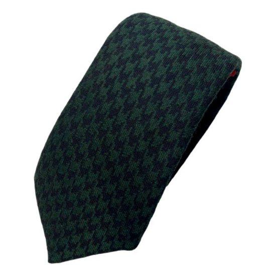 Antica Cappelleria Troncarelli Roma – Cravatta in lana e seta by Altea Dettaglio