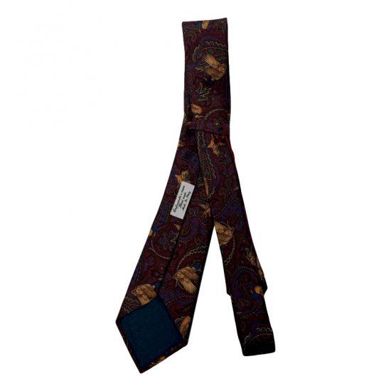 Antica Cappelleria Troncarelli Roma - Cravatta in seta by Fabio Toma