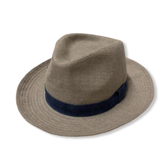 cappello lino by antica cappelleria troncarelli 2