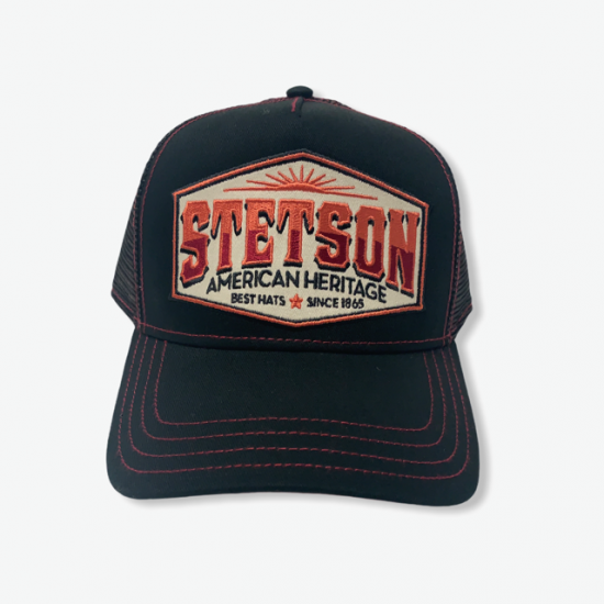 trucker cap american vintage