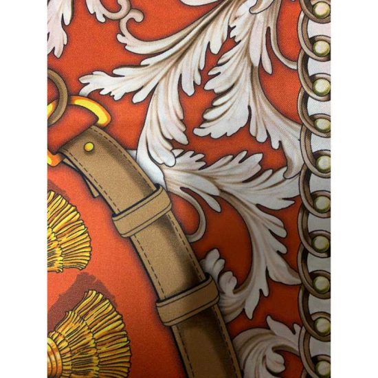 Antica Cappelleria Troncarelli Roma - Foulard in seta uomo-donna by Altea ACT02