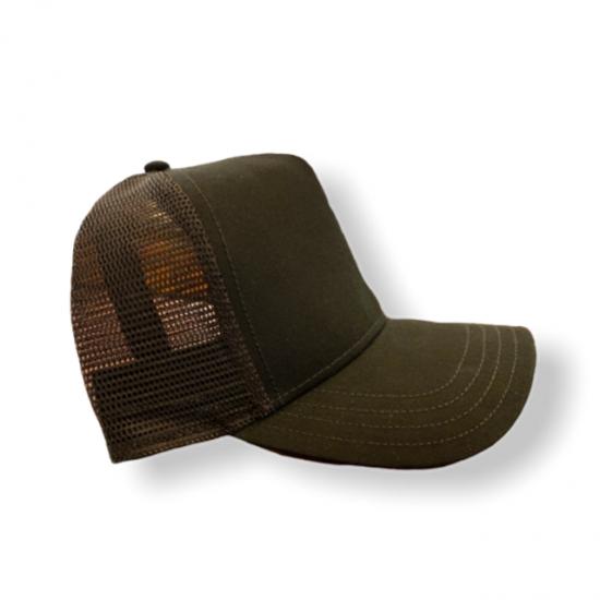 Trucker cap black 2