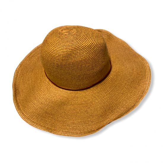 antica cappelleria troncarelli roma cappello in maglina tesa larga2