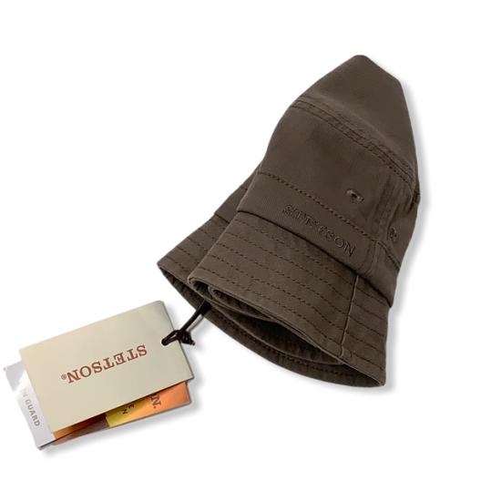 cappello pescatore stetson cotone organico 3