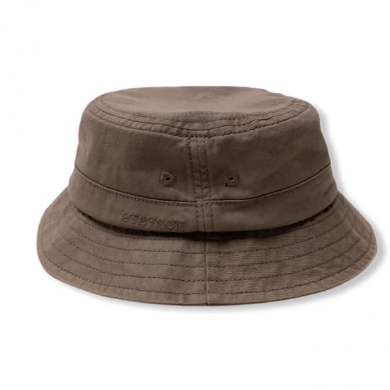 cappello pescatore stetson cotone organico