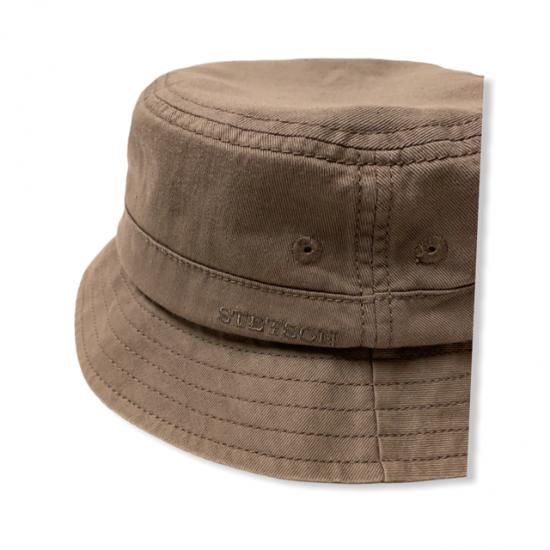 cappello pescatore stetson cotone organico2