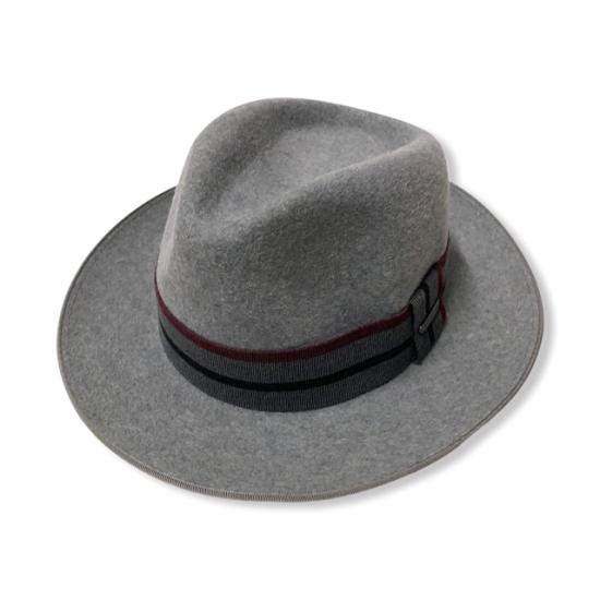 stetson fedora grey 3