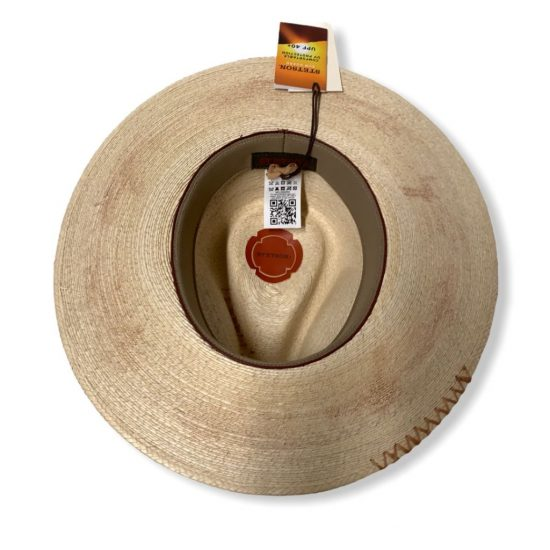 antica cappelleria troncarelli roma cappello outdoor mexican palm 3 stetson