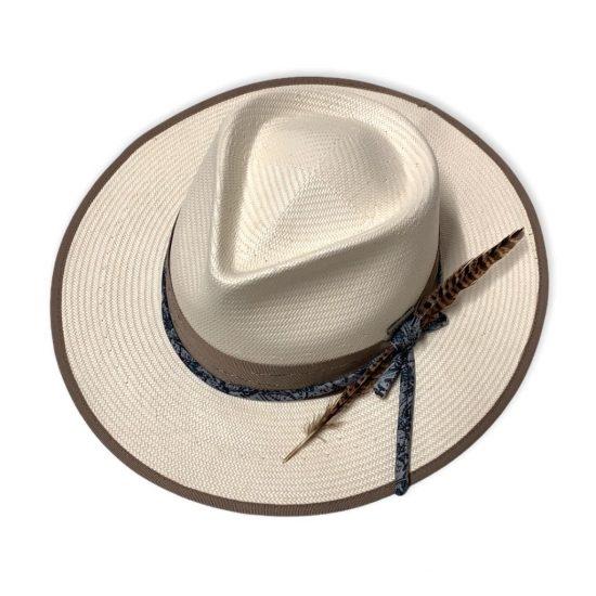 antica cappelleria troncarelli roma cappello paglia outdoor toyo 2 stetson