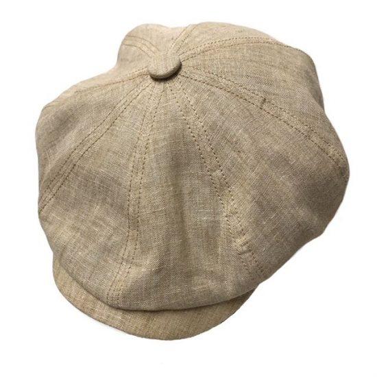 antica cappelleria troncarelli roma hatteras beige stetson 2 lino