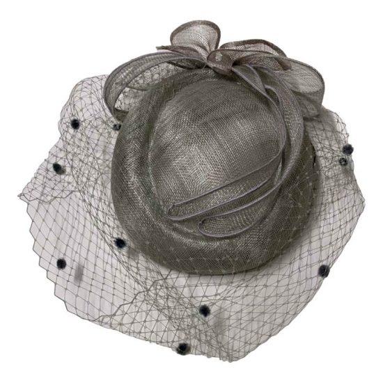 Antica Cappelleria Troncarelli Roma - Cappello Cerimonia mod.35 - Alto