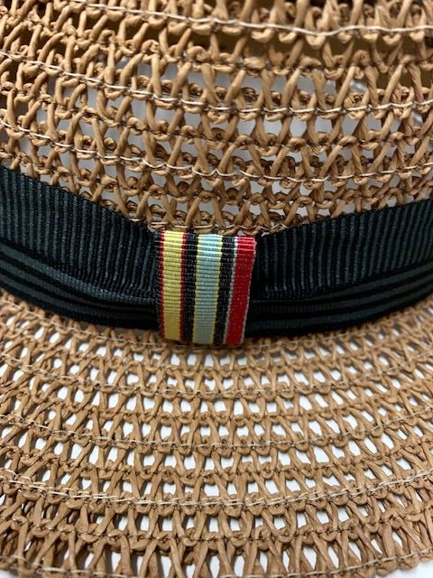 antica cappelleria troncarelli roma cappello grevi dettaglio