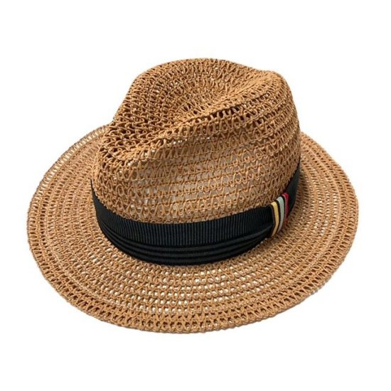 antica cappelleria troncarelli roma cappello grevi fedora 1 paglia