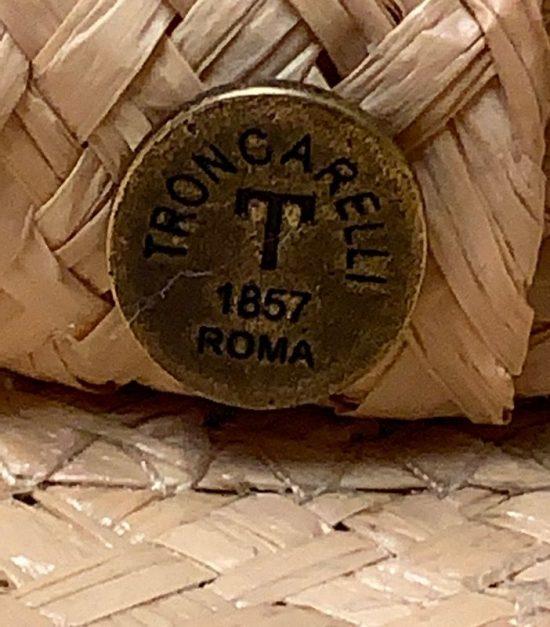 antica cappelleria troncarelli roma planter cappello 2 raffia
