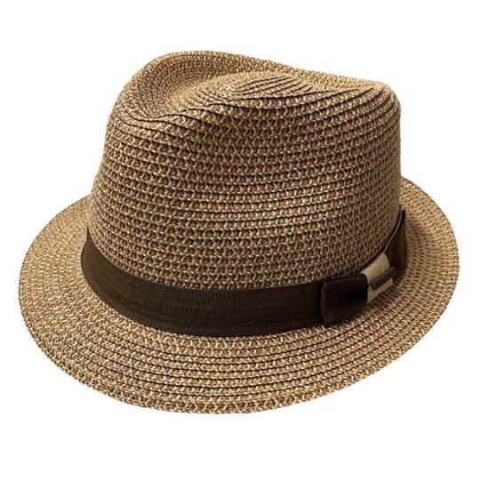 antica cappelleria troncarelli roma cappello trilby 3 toyo