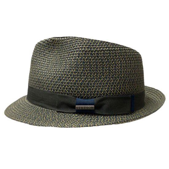 antica cappelleria troncarelli roma cappello trilby toyo