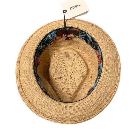 antica cappelleria troncarelli roma player 4 crochet stetson