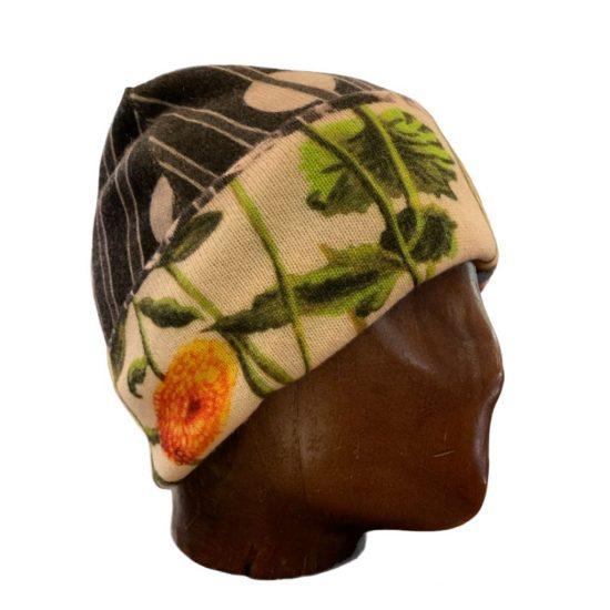 antica cappelleria troncarelli roma cappello reversibile in cashmere 4