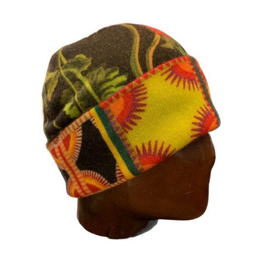 antica cappelleria troncarelli roma cappello reversibile in cashmere 6