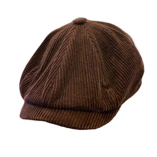 antica cappelleria troncarelli roma hatteras velluto marrone