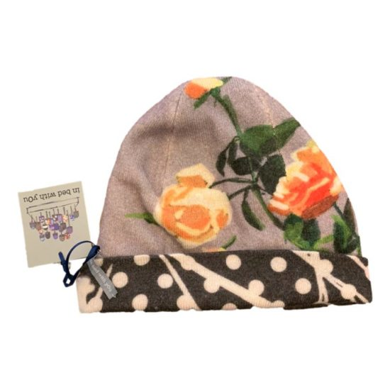 Antica Cappelleria Troncarelli Roma - Cappello reversibile by In bed with you - ATC04