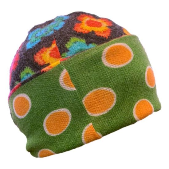 Antica Cappelleria Troncarelli Roma - Cappello reversibile by In bed with you - ATC06