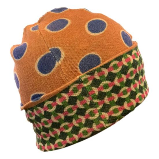 Antica Cappelleria Troncarelli Roma - Cappello reversibile by In bed with you - ATC07